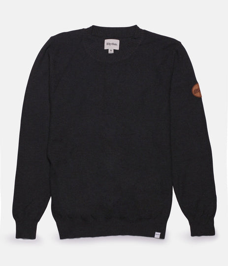 TOWN KNIT CHARCOAL