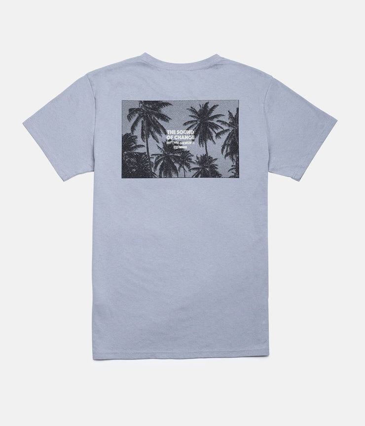LOST T-SHIRT STONE BLUE