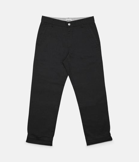 RHYTHM FATIGUE PANT BLACK BACK