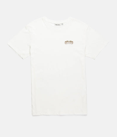 SUNDAY BAY T-SHIRT VINTAGE WHITE