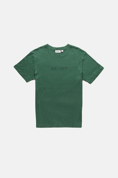 Essential Logo T-Shirt Bottle Green