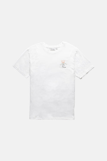For You Flower T-Shirt White