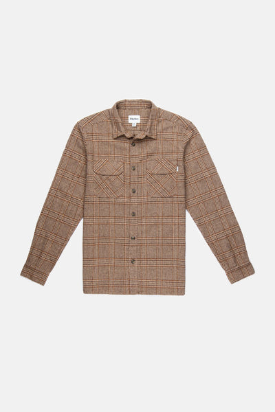 Overwinter Ls Shirt Coffee