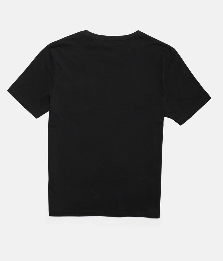 PATCH T-SHIRT BLACK