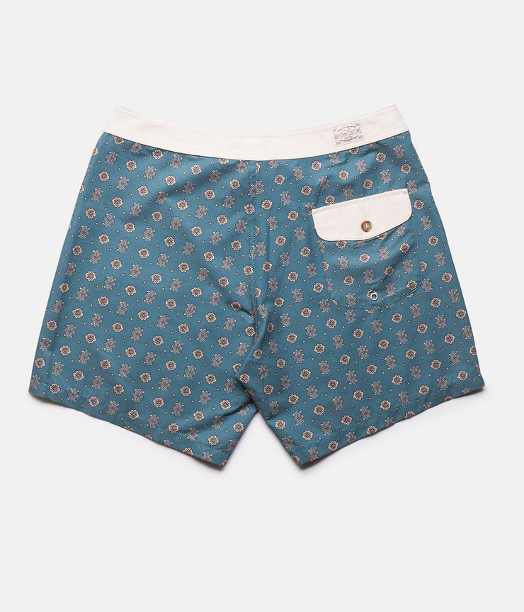 RHYTHM HAVANA TRUNK NAVY BACK