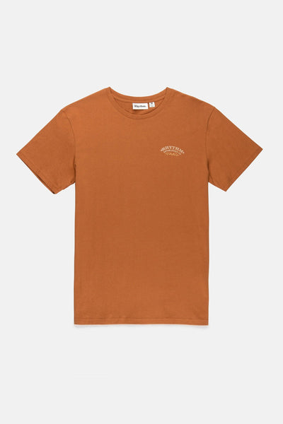 NOMAD T SHIRT TOBACCO