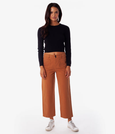 SAVANNAH PANT BRICK