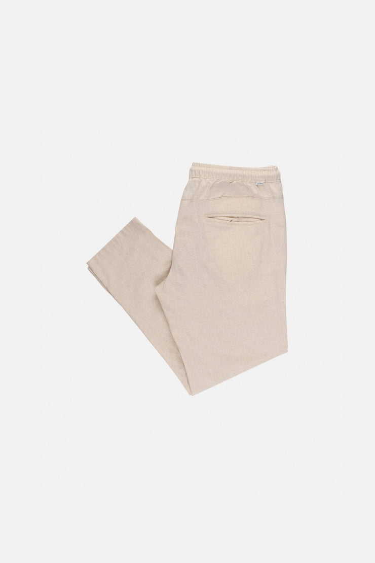 Linen Sunday Pant Bone