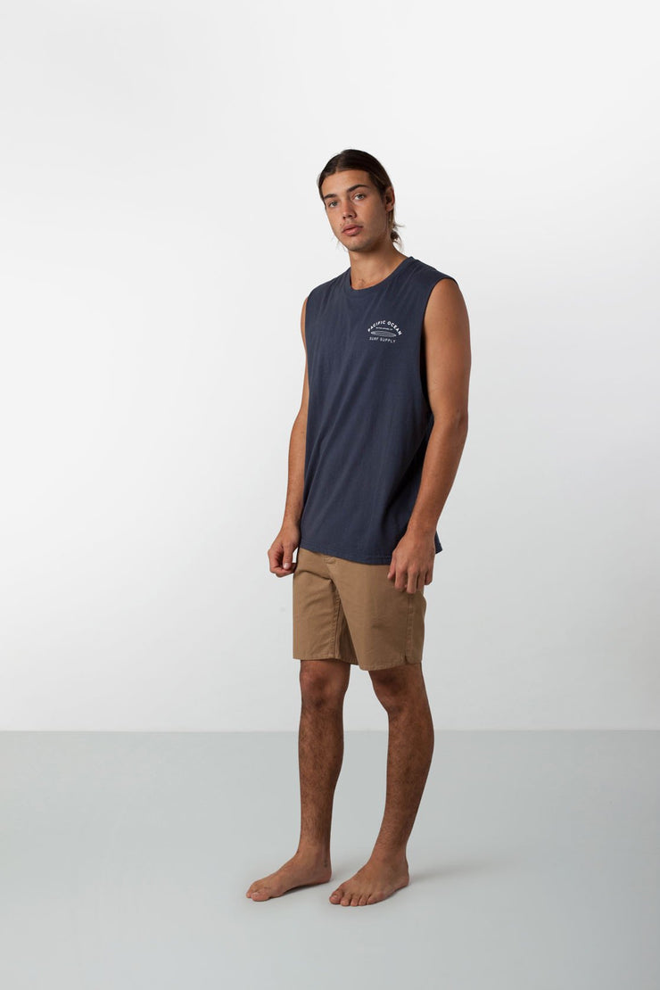 SURF SUPPLY TANK INDIGO