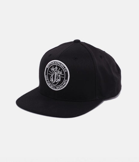 SEAS CAP BLACK