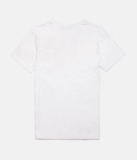 SPLIT T-SHIRT WHITE