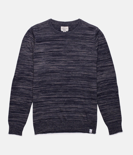 EVERYDAY BLENDS KNIT NAVY