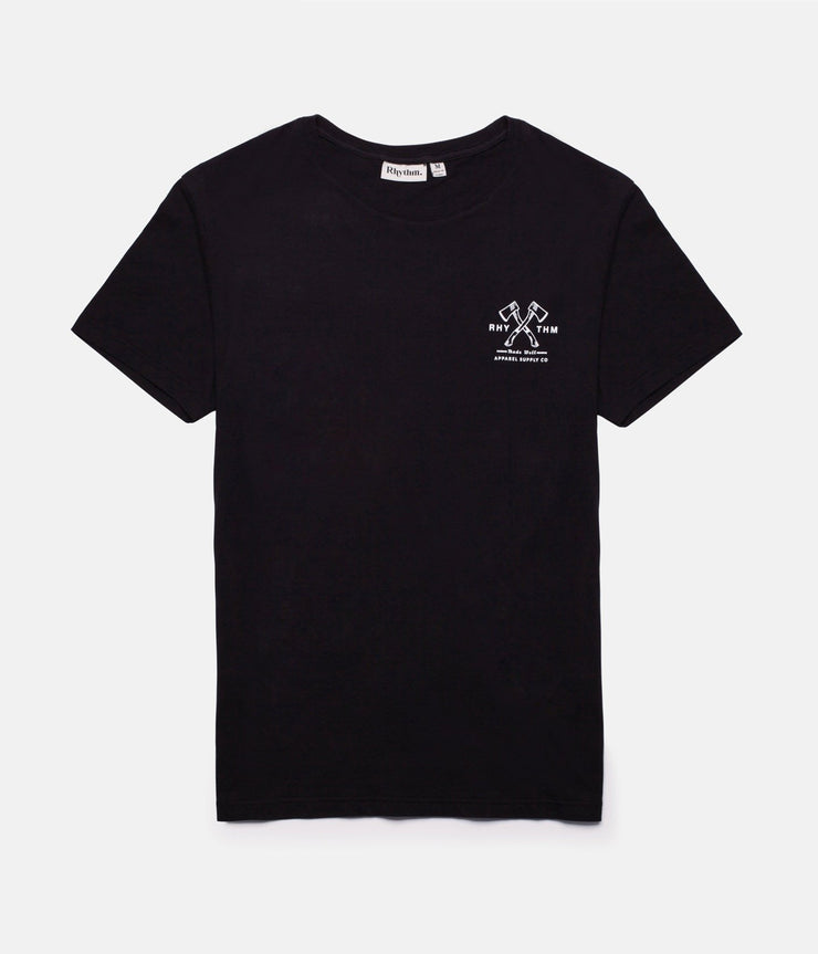 AXE T-SHIRT BLACK