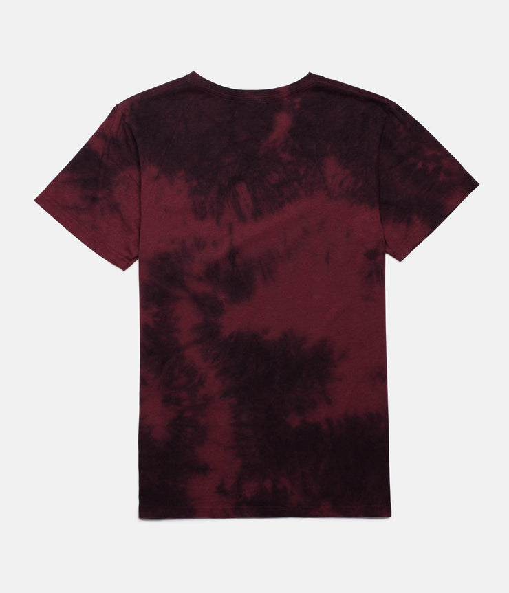 WASHED OUT T-SHIRT RED WASH