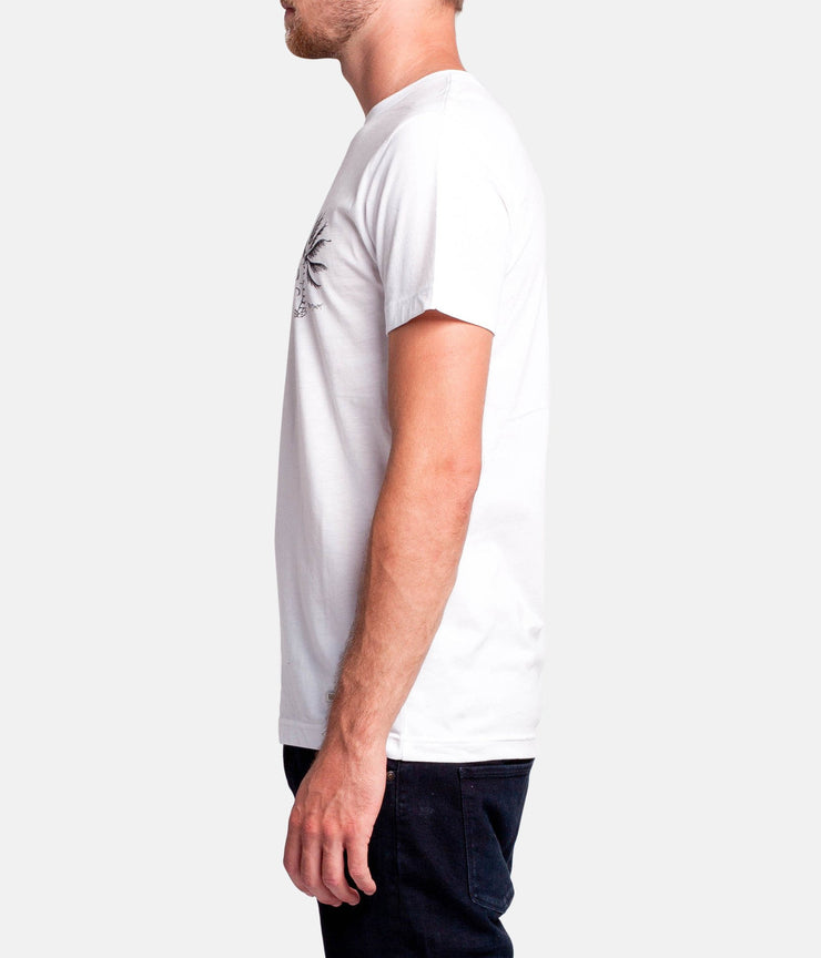 PALM T-SHIRT WHITE