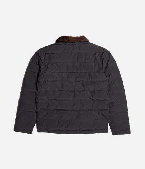 BORA QUILTED JACKET BLACK