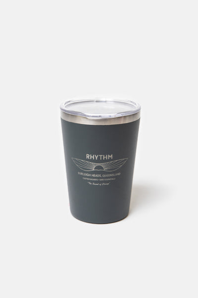 Project PARGO x Rhythm - 12oz Insulated Cup BBQ Charcoal