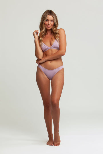 Seaside Hi-Cut Pant Lilac