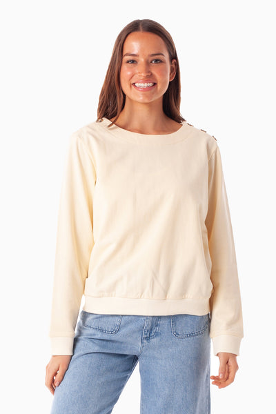 Skyline Pullover Lemon