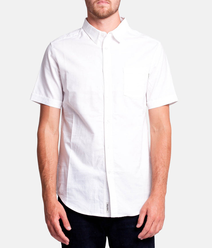 STUDIO SS SHIRT WHITE