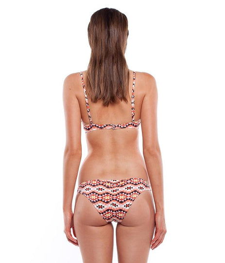 TULUM UNDERWIRE TOP TERRACOTTA