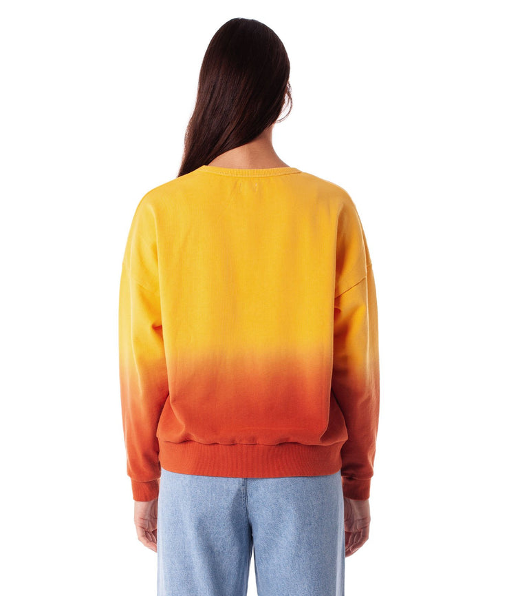 FIRST EDITION TIE DYE FLEECE SUNSET