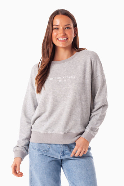 Weekend Pullover Grey