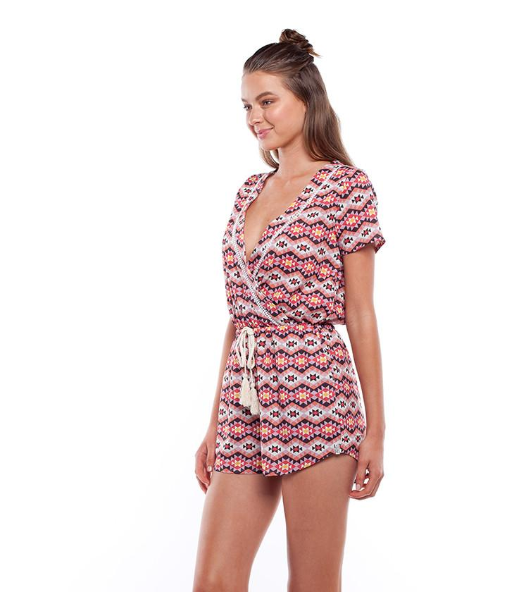 TULUM JUMPSUIT TERRACOTTA