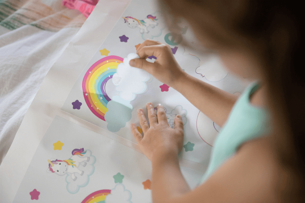 5 Great Wall Decorating Tips for Your Child's Room
