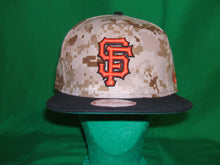 Load image into Gallery viewer, San Francisco Giants New Era Snapback Hat