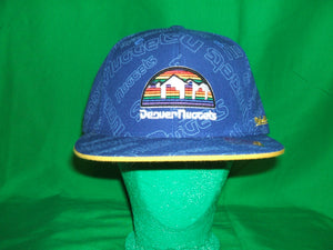 Denver Nuggets Mitchell & Ness Hat