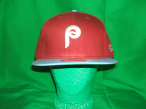 MLB Philiadelphia Phillies New Era Throwback Snapback Hat