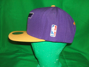 NBA Utah Jazz Mitchell & Ness Hat Snapback