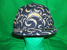 Load image into Gallery viewer, NFL Los Angeles Chargers Reebok ( print all over) Hat Fitted