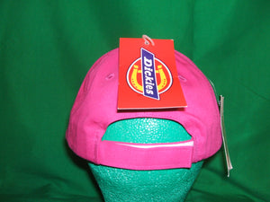Ladies Pink- Dickies Hat
