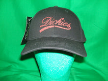 Load image into Gallery viewer, Ladies black with Pink - Dickies Hat