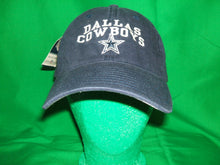 Load image into Gallery viewer, NFL Dallas Cowboys (rustic style ) Reebok Hat Fitted