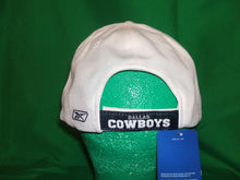Load image into Gallery viewer, NFL Dallas Cowboys Reebok Hat  with adjustable back