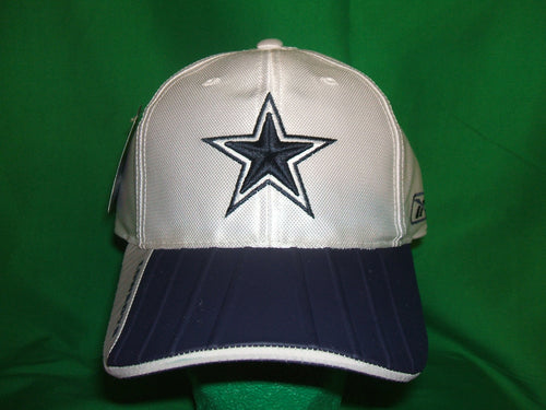 NFL Dallas Cowboys Jersey Reebok Hat with adjustable back