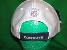 Load image into Gallery viewer, NFL Dallas Cowboys Jersey Reebok Hat with adjustable back