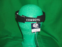 Load image into Gallery viewer, NFL Dallas Cowboys Reebok football threads visor