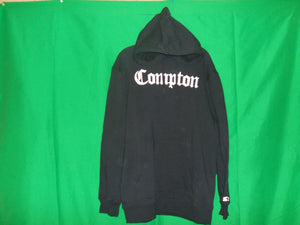 STARTER Brand COMPTON Pullover Hoodie (color black)
