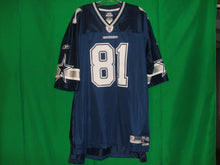 Load image into Gallery viewer, NFL Dallas Cowboys Reebok on Field Replica OWENS 81