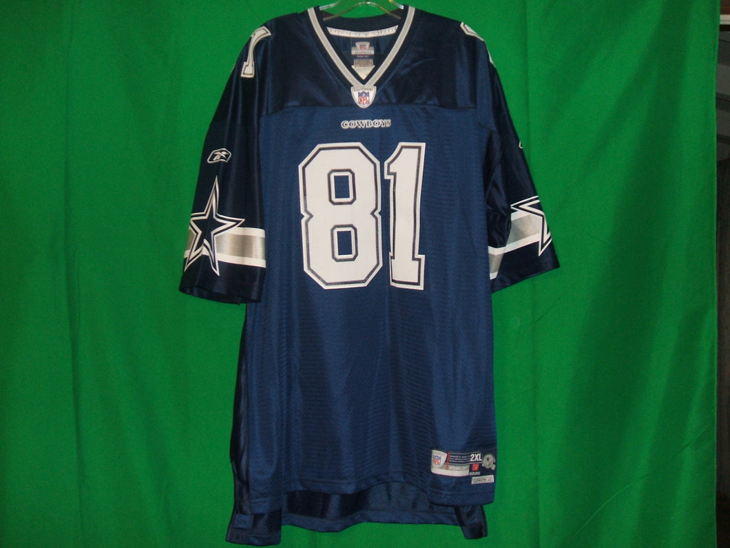 NFL Dallas Cowboys Reebok on Field Replica OWENS 81