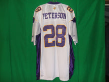 Load image into Gallery viewer, NFL Minnesota Vikings Reebok on Field Replica PETTERSON 28