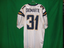 Load image into Gallery viewer, NFL Los Angeles Chargers  Reebok on Field Authentic Game Jersey CROMARTIE 31