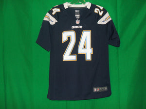 NFL Nike  Los Angeles Chargers Ladies - on Field Replica Jersey MATHEWS #24