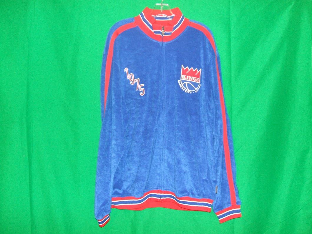 NBA Kansas City Omaha* Hardwood Classic Reebok -Throwback- Warm Up Jackets