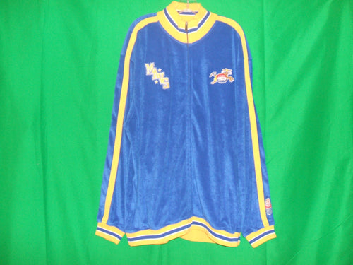 NBA Houston (ABA) Mavericks * Hardwood Classic Reebok -Throwback- Warm Up Jackets