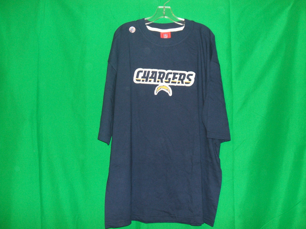 NFL Los Angeles Chargers Heavy Duty  T-Shirt